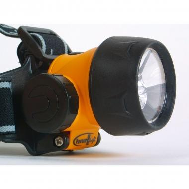 Relags LED Stirnlampe Seven 7 LEDs