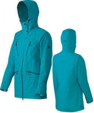 Mammut Flake Jacket Women - palau / L