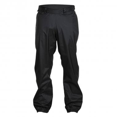 Bergans Super Lett Lady Pant Long Zip - black / L
