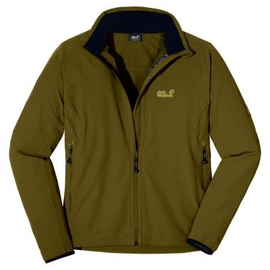 Jack Wolfskin Activate Jacket Men - tundra-green / XL