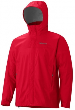 Marmot PreCip Jacket - team-red / XL