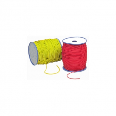 Relags Seile auf 200 Meterrollen 6mm, weiss