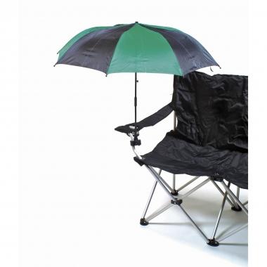 Relags Travelchair Sonnenschirm, f. Stühle schwarz-grün