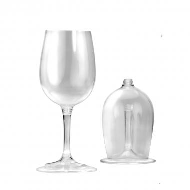 GSI Lexan Wein-Glas, groß 275 ml