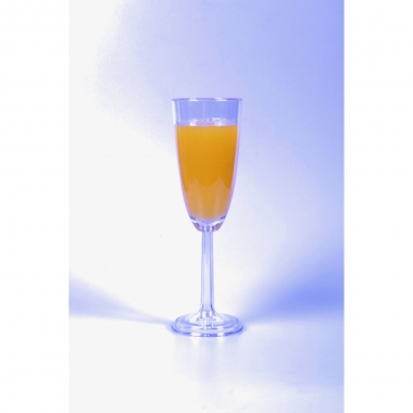 GSI Lexan Champagner-Glas