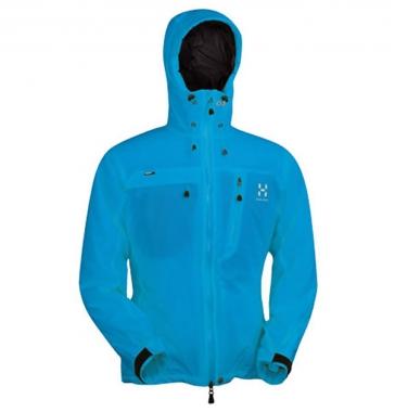 Haglöfs Qanuk Q Jacket - arctic-blue / L