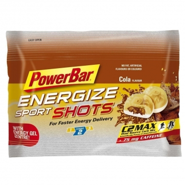 PowerBar Ride Shots Cola