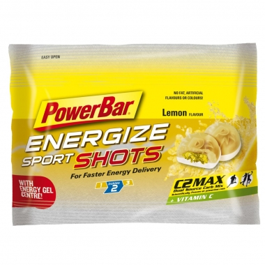 PowerBar Ride Shots Lemon