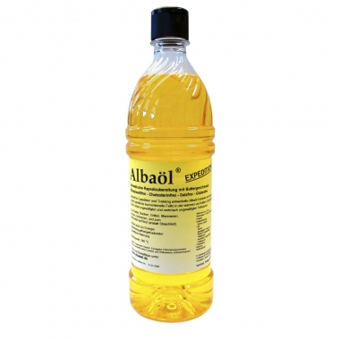 Taste of Sweden, Albaöl Expedition 0,75 Liter