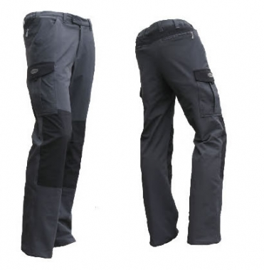 Sunway Mountain Pants Herren - black-anthrazit / 28