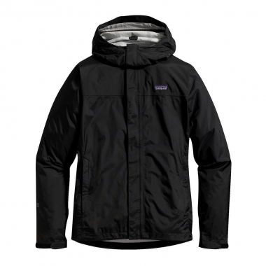 Patagonia Mens Torrentshell Jacket - black / XL