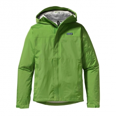 Patagonia Mens Torrentshell Jacket - fennel / XL