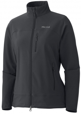 Marmot Womens Tempo Jacket - black / M