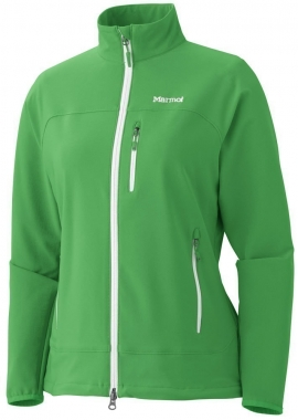 Marmot Womens Tempo Jacket - bright-grass / S