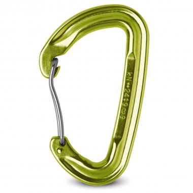 Salewa Karabiner SUB G4 wire, green