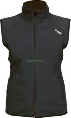 Bergans Basic Lady Vest Softshell-Weste - black / S