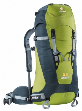 Deuter Guide Lite 32 - moss-anthracite