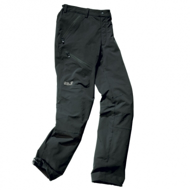 Jack Wolfskin Activate Pants Men - black / 54