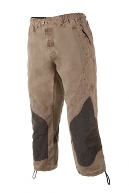 Montura Fusion Cotton Pants - beige / M