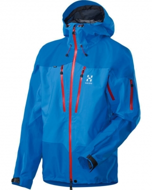 Haglöfs Spitz II Jacket - speedblue-bannerblue / XL