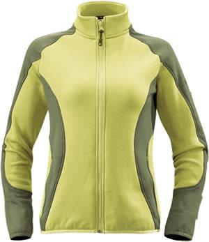 Vaude Women El Cap Jacket - Wo El Cap Jacket, lindengreen, 38