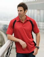 H2X-Dry Sport Polo Funktionsshirt