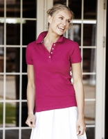 Ladies College Polo Shirt, Größe: XL