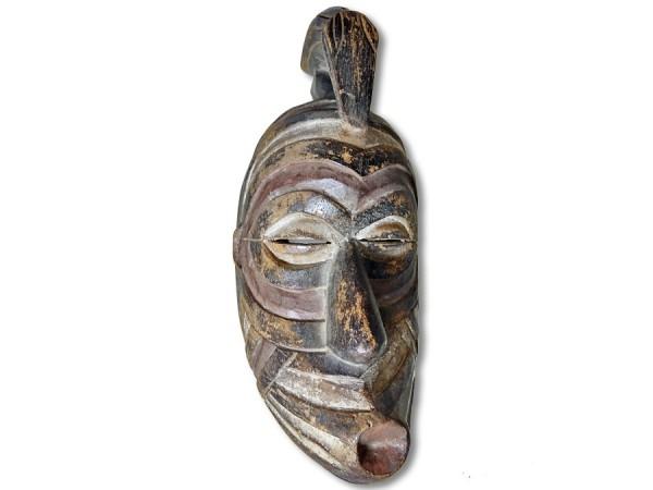 Luba Maske Kongo Afrika 34cm