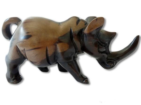 Rhino / Nashorn aus Afrika 20cm