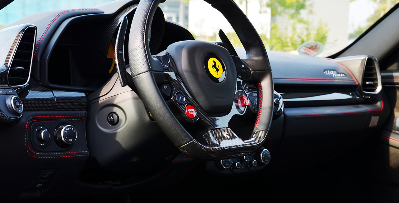 1 Tag Ferrari 458 Italia mieten Magdeburg