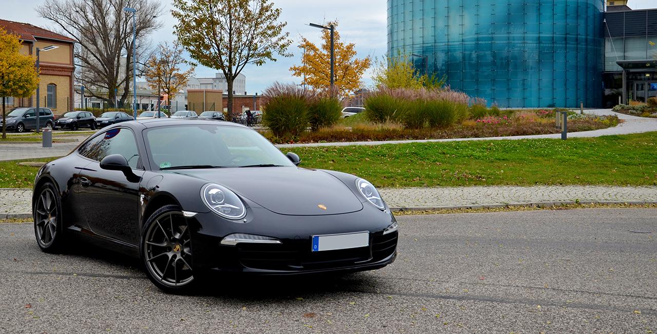 1 Tag Porsche 911 Carrera selber fahren in Frankfurt