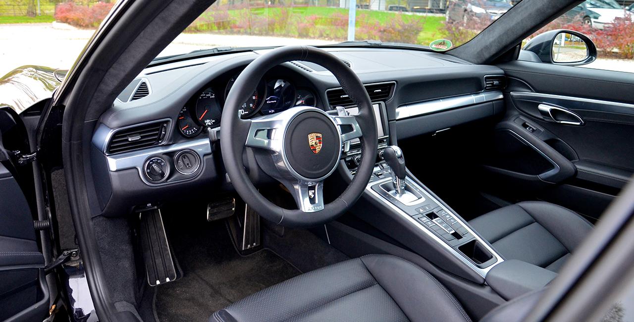 1 Tag Porsche 911 Carrera selber fahren in München