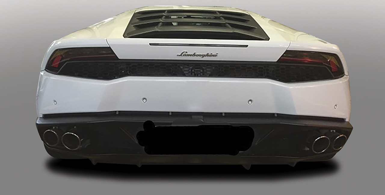 3 Runden Renntaxi Lamborghini Huracan auf dem Spreewaldring