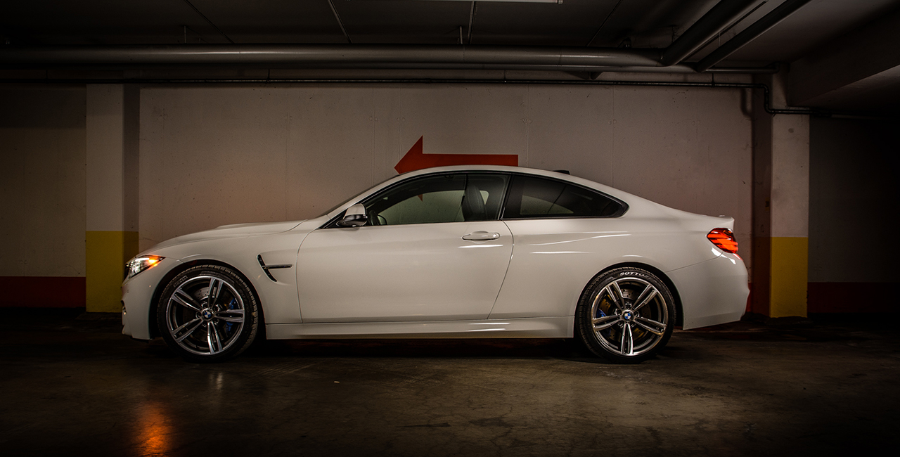 3 Tage BMW M4 Coupé mieten in Rosenheim
