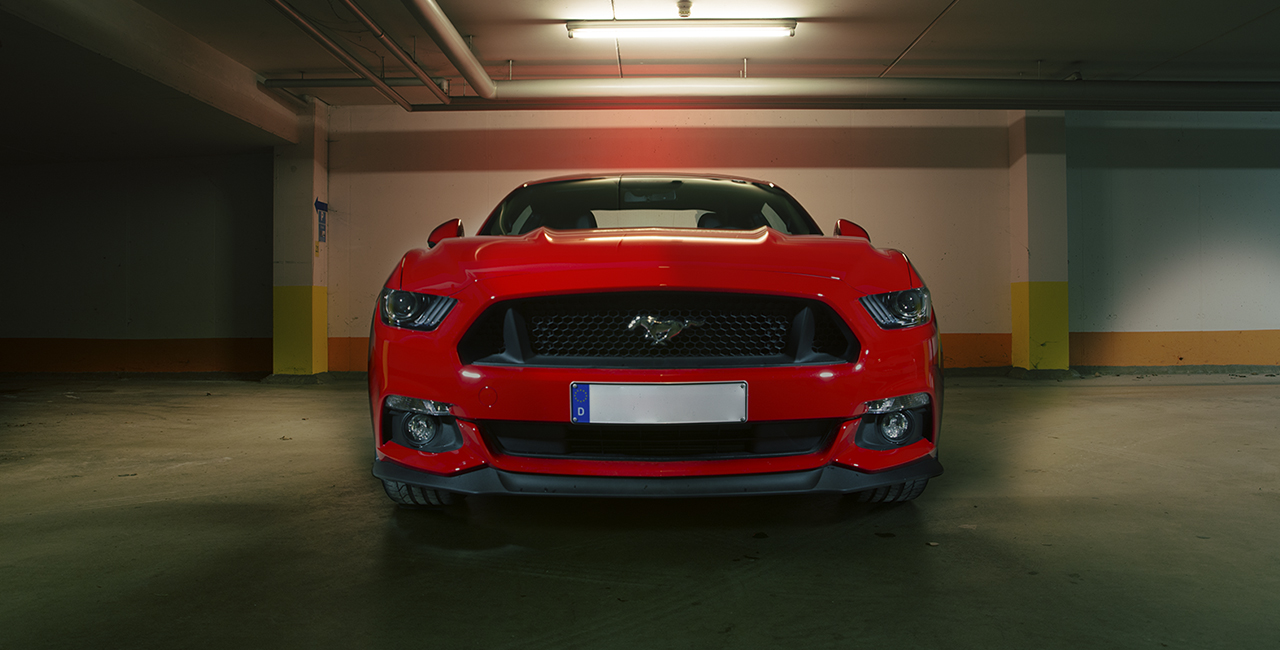 3 Tage Ford Mustang GT mieten in Rosenheim
