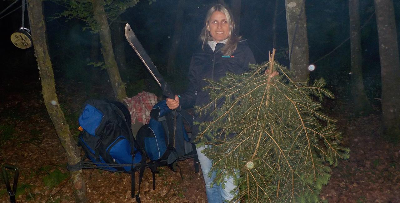 3 Tage Wildnis Survival Wochenende Senden