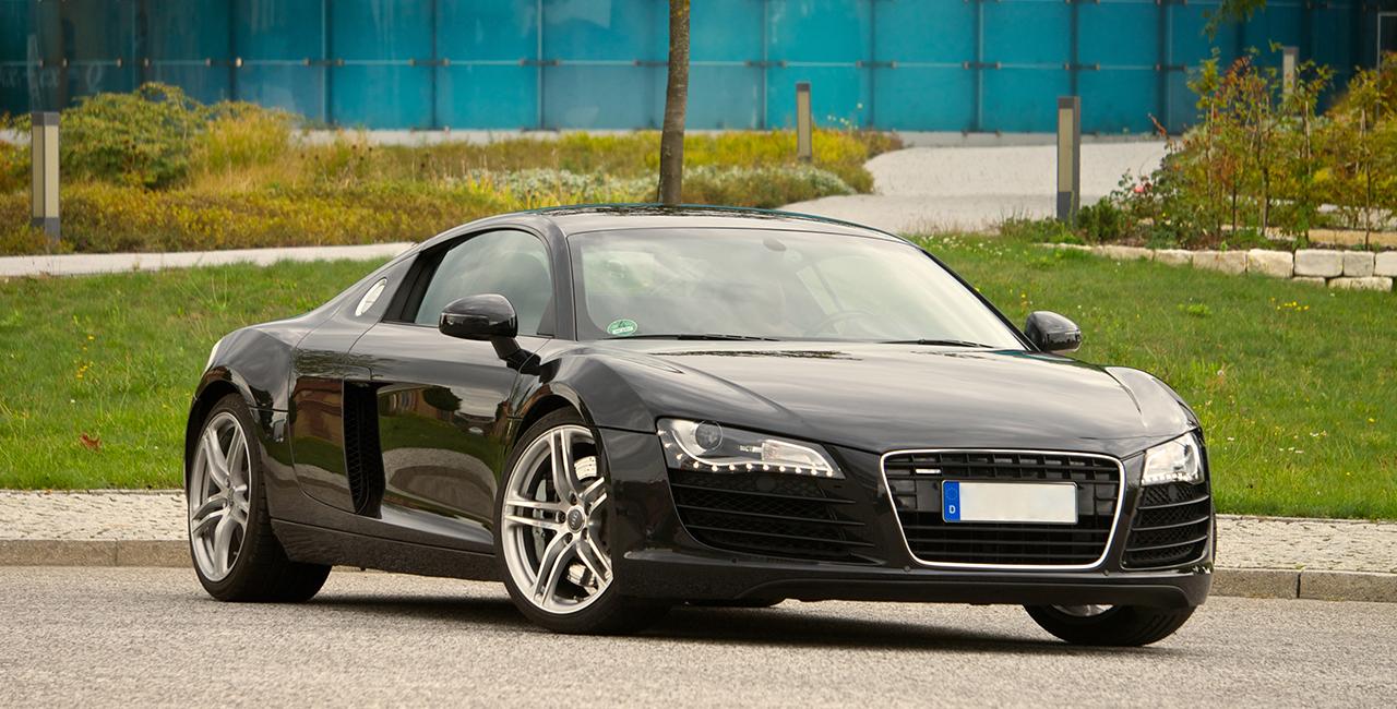 30 Tage Audi R8 mieten in Düsseldorf