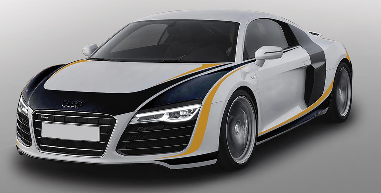 6 Runden Audi R8 V10 selber fahren auf dem Eurospeedway Lausitz