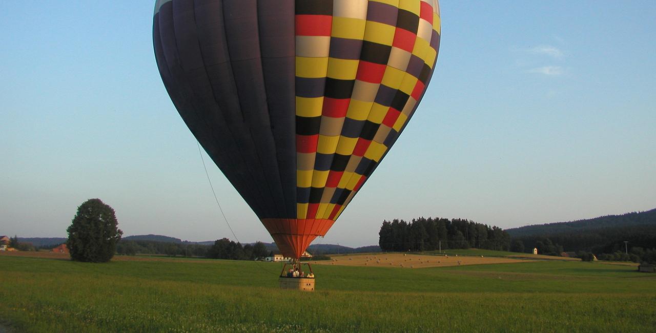 Romantische Ballonfahrt für Zwei Bamberg