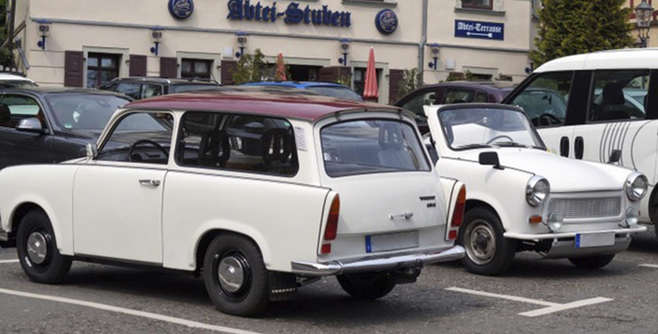 3 Std. Trabant fahren in Chemnitz