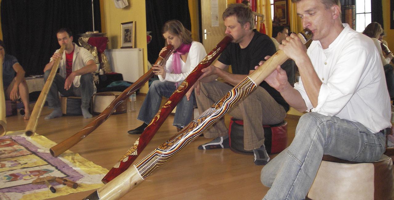 Didgeridoo Wochenend Kurs in Buchbach, Raum Landshut