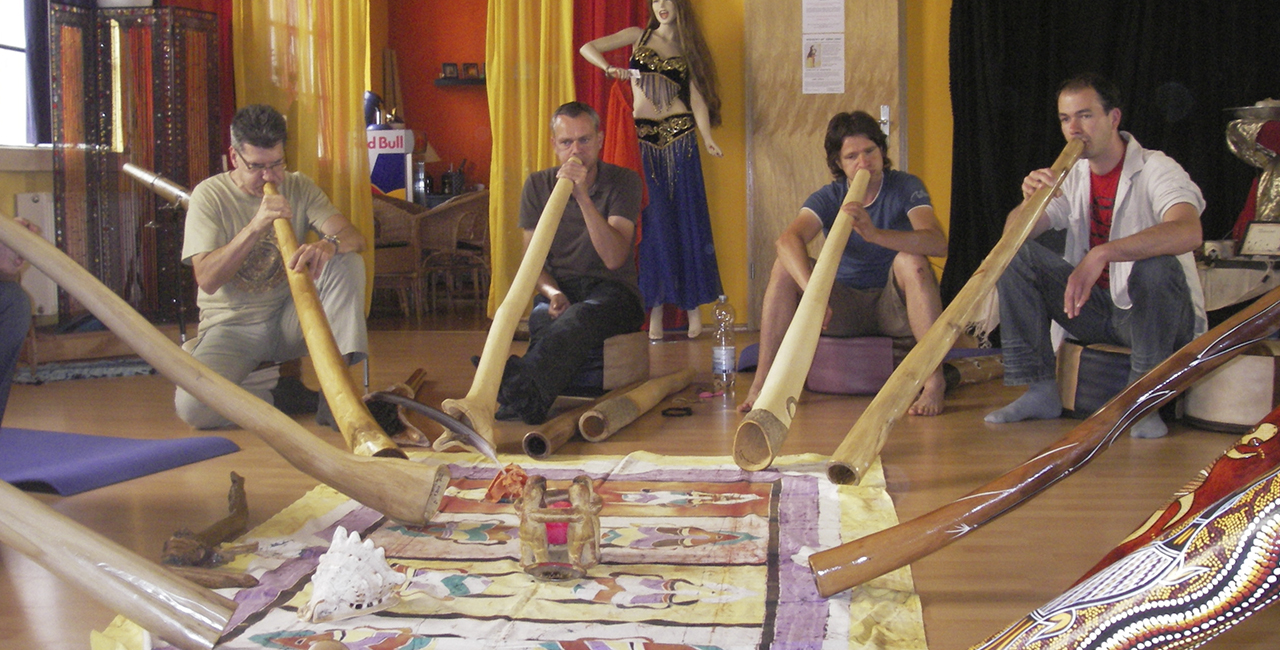 Didgeridoo Wochenend Kurs in Salzwedel, Raum Wolfsburg