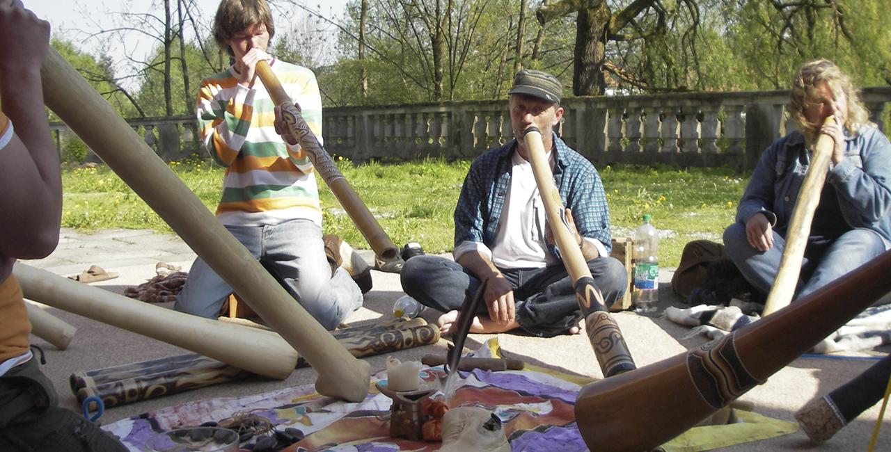 Didgeridoo Wochenend Kurs auf Sylt - Rantum, Raum Flensburg