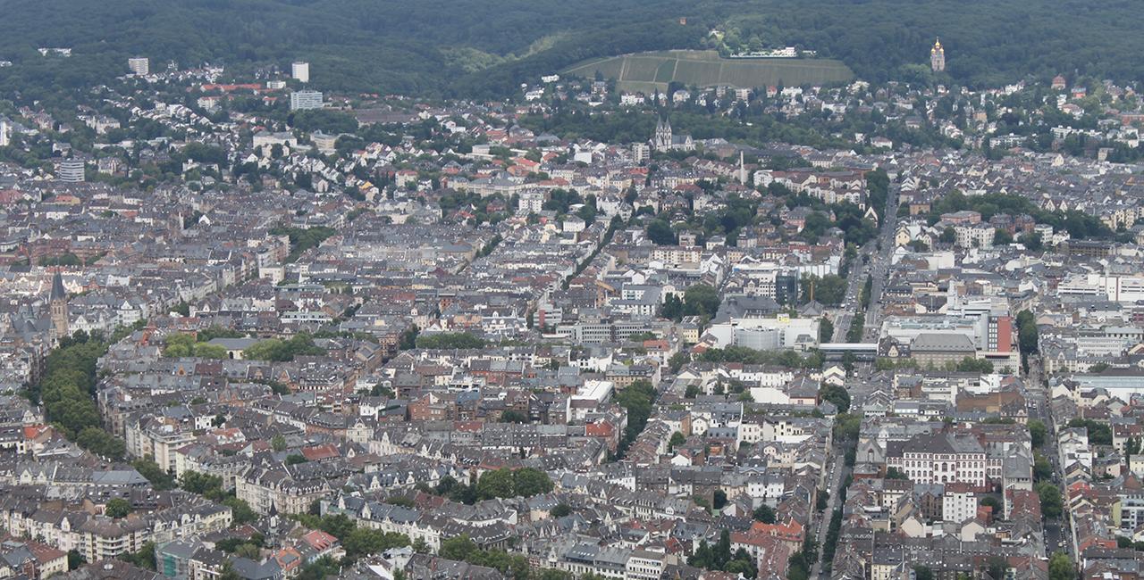 30 Min. Hubschrauber Rundflug über Frankfurt ab Egelsbach
