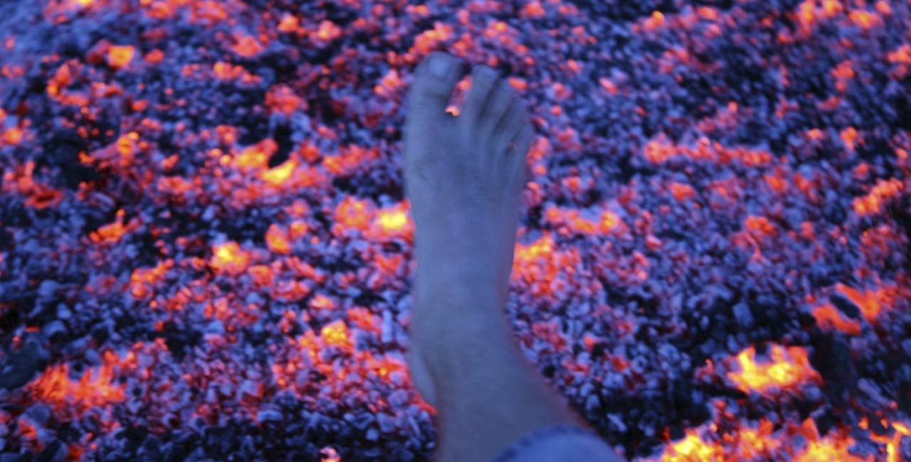 Feuerlaufen Visselhövede
