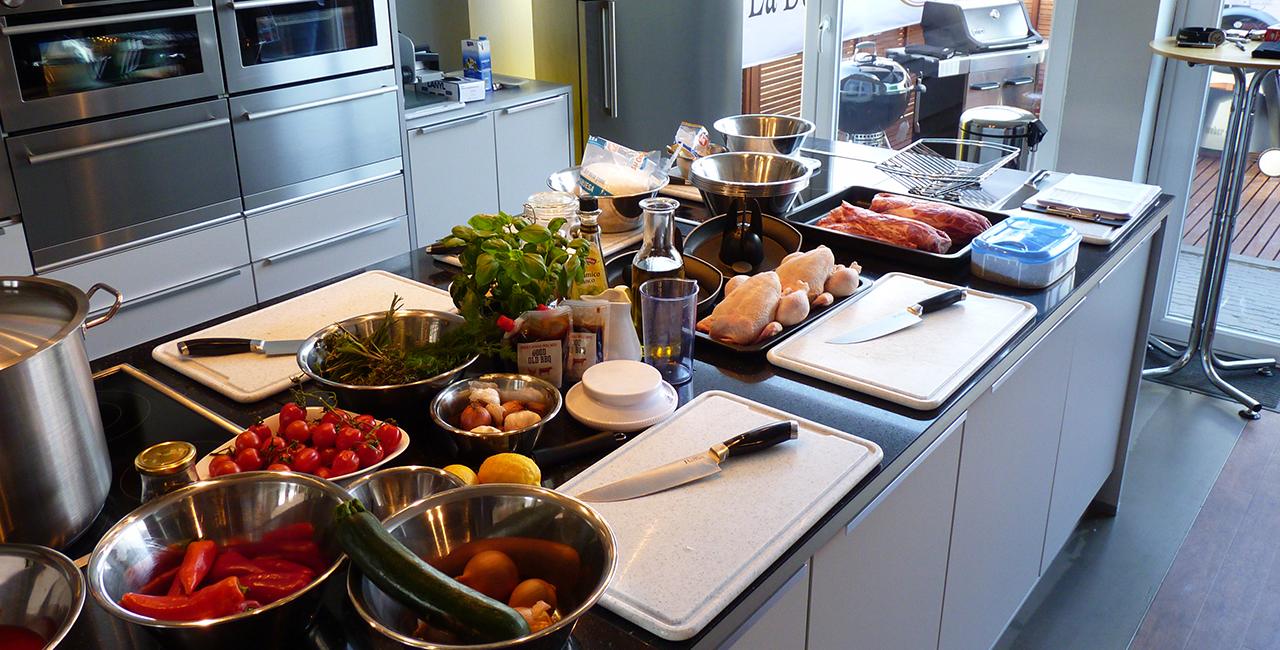 Gesund kochen in Hamburg-Hoisbüttel