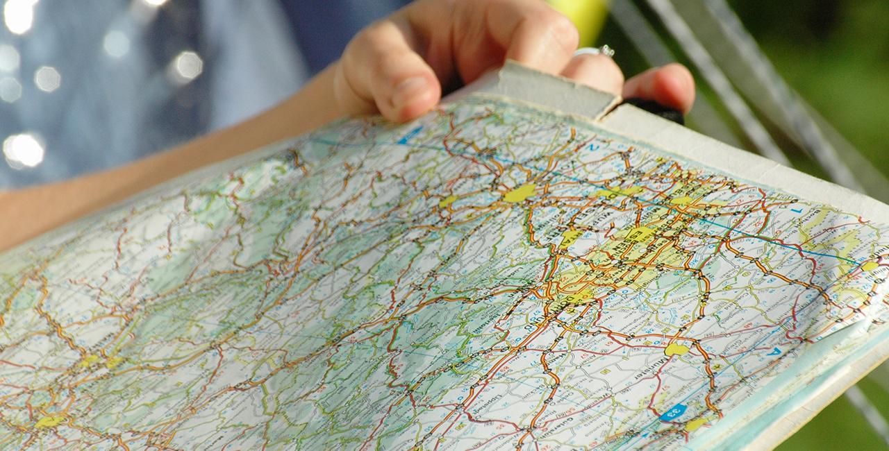 GPS-Schatzsuche in Düsseldorf, NRW
