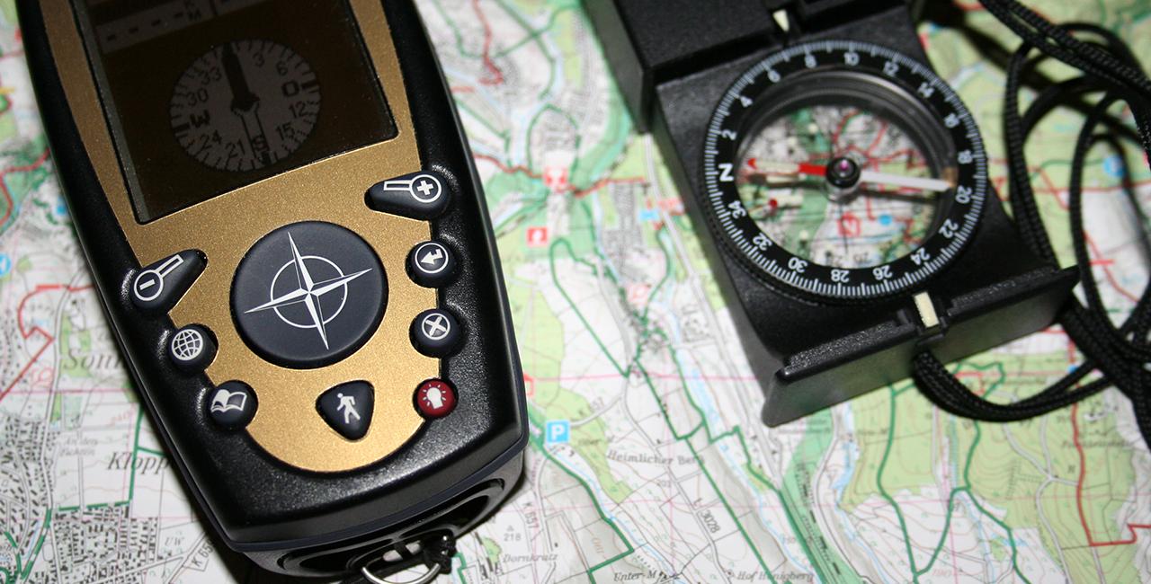 GPS-Schatzsuche in Duisburg, NRW