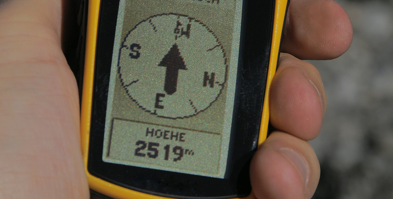 GPS-Schatzsuche Pelham