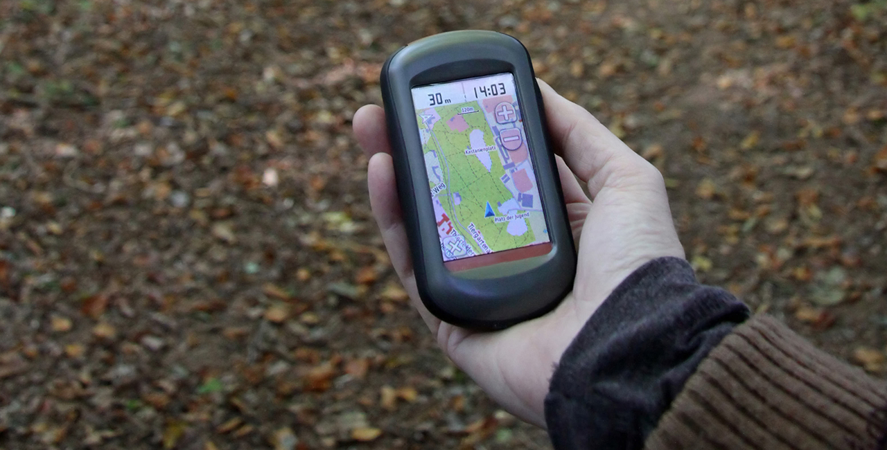 GPS-Schatzsuche in Würzburg, Bayern